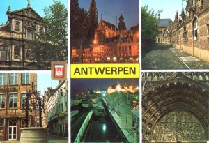 A postcard from Berchem (Felix)
