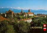 A postcard from Lausanne (Lisa)