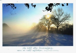 A postcard from Wolfhagen (Doris)