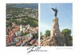 A postcard of Tallinn from Belgium (Krista)