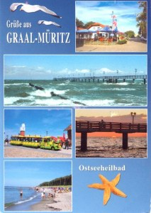 A postcard from Graal-Müritz (Julia)