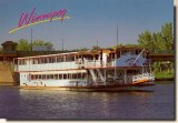 A postcard from Winnipeg