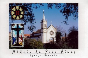 A postcard from Joao Pires (Elaine)