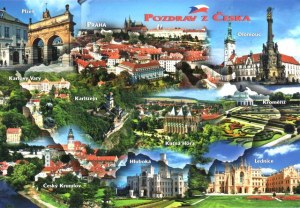 A postcard from Czech Republic (Paul)