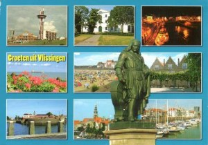 A postcard from Vlissingen (Esther)
