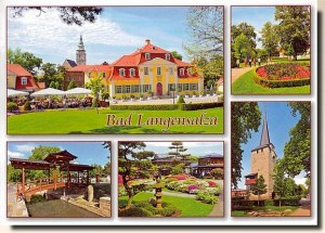A postcard from Bad Langensalza (Julia)