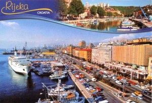 A postcard from Rijeka (Dragan)