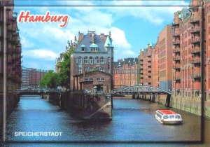 A postcard from Hamburg (Andreas)