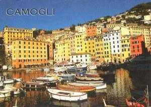 A postcard from Camogli (Julia)