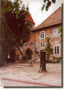 A postcard from Obertshausen (M)