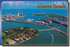 A postcard from Key West, FL (Frede, Ema and Cécile)