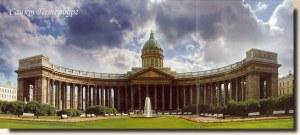 A postcard from Saint Petersburg, (Evgenia)