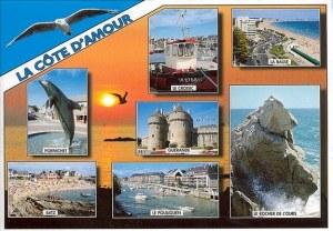 A postcard from Saint-Herblain (Aurore)