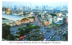 A postcard from Bangkok (Nink)
