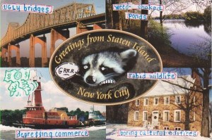 A postcard from Staten Island, NY (Andrea)