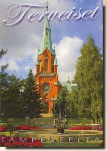A postcard from Tampere (Marika)
