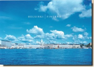 A postcard from Helsinki (Minna)