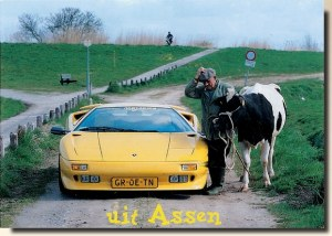 A postcard from Assen (Yolenda)