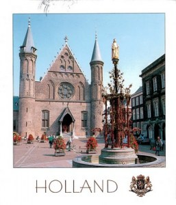 A postcard from Almelo (Diana)