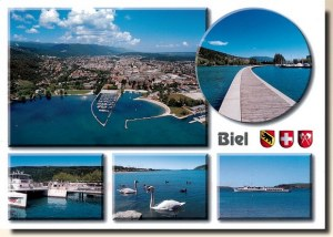 A postcard from Biel (Raffaella)