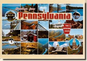 A postcard from DuBois, PA (Leah)
